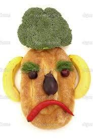 Grumpy Vegetable