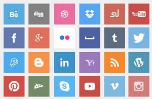 Social Media Icons copy