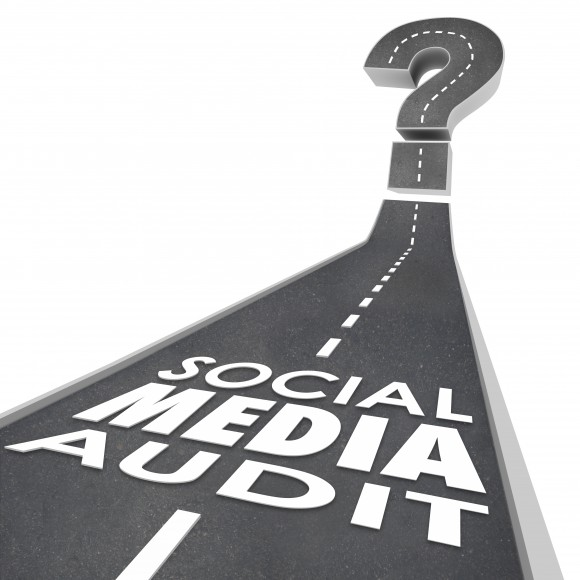 Continually auditing social media marketing is a key element of any marketing and communications strategy.